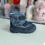 Зимние ботиночки Котофей на девочку 23 и 26 размер