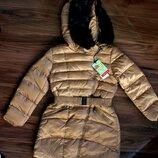 Зимнее пальто фирмы Glo-Story.