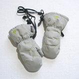 Теплые рукавицы-краги на 4 года