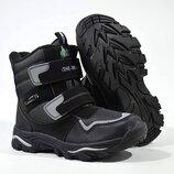 Ботинки зимние WeeSTEP арт.8281-BK, ws.team, черный