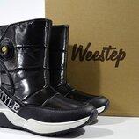 Дутики WeeSTEP арт.8216-BK, черный
