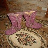 Демисезонние ботинки Nice стєлька 19 см р.30-31