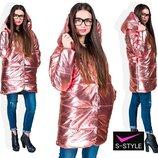 Новиночки Классная куртка- зима, размеры 42- 56