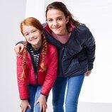 Двухсторонняя куртка Тсм tchibo Германия рост 110-116