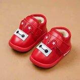 Милые ботики для малышей