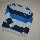 Тоненький свитер 18-24 мес