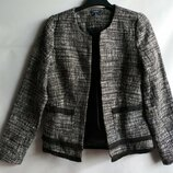 Брендовый пиджак жакет Kiabi, 36, оригинал Франция Европа
