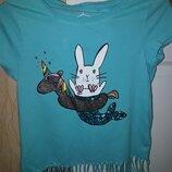 Стильная футболка пайетки девочке 10 лет