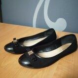 Балетки, туфли, туфлі, для девочки, для дівчинки, 36