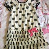 H&M платье 4-6 лет