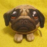 Собака.пес.собачка.песик.мягкая игрушка.мягка іграшка.мягкие игрушки.TheWorks stores