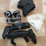 Набор защитной экиперовки для занятий рукопашным боем