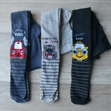 Детские демисезонные колготы колготки на мальчика фирмы Katamino
