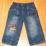 Зимние джинсы на флисе, теплые штаны, штанишки на зиму теплі джинси, зимові штанці
