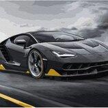 Картина по номерам. Brushme Lamborghini GX29808. Брашми.