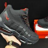 кроссовки зимние Nike Air Max 95 ботинки мужские
