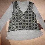 Кофточка -блуза
