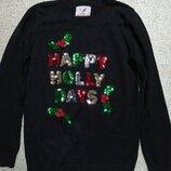 8-9 лет, свитер нарядный George