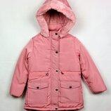 Низкая цена- супер качество Теплые куртки для девочки