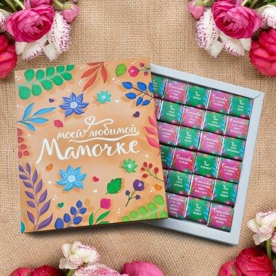 Шоколадный набор Мамочке 150 г