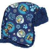 Детская теплая шапка 4 5 6 лет шапки George ушанка зимняя для мальчика