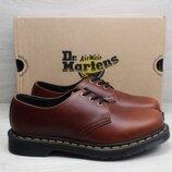 Кожаные туфли Dr. Martens 1461 оригинал, размеры 41, 42