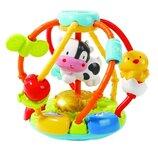 Развивающая игрушка-мячик Vtech Тряси и крути со звуковыми эффектами 80-502926