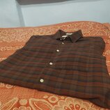 Сорочка,рубашка у клітинку,клетчастая H&M
