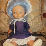 Кукла Ссср 39 см Мальвина Днепр во всем родном. клеймо