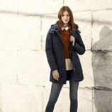 Новая женская стильная куртка-пальто деми, евро зима Esmara Германия размер евро 42