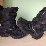 Ботинки сапоги зимние geox