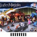 Конструктор Bela 11009 ,39148 Чемодан Ньюта Саламандера LEGO Harry Potter 75952 , 718 дет., Гарри