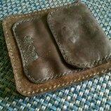 Кожаный кошелек HiSiRI. Ручной работы