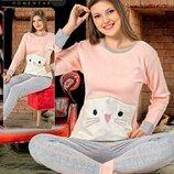 Женская пижама интерлок