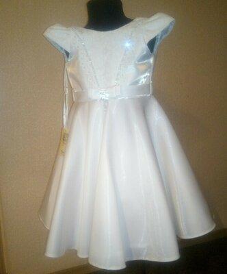 Продано: Распродажа - пышные нарядные детские платья
