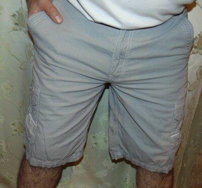 Стильние фирменние шорти капри бриджи бренд Modern Culture.34 .м-л .