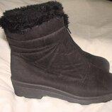 Термоботинки Rohde Sympatex ботинки Германия оригинал 41р 25 см Nike сапоги мех