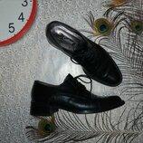 Осенние туфли из натуральной кожи gabor