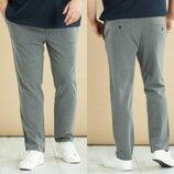 Плотные мужские штаны брюки французского бренда Kiabi eur 52, 56, 58 Европа сток