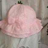 Супер панама розового цвета,46см.