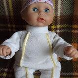кукла пупс фирмы Zapf creation интерактивный