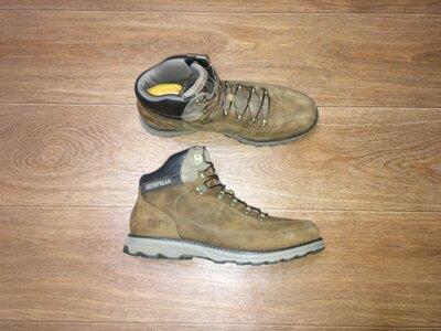 Кожаные ботинки CAT, оригинал, р-р 46, ст 31