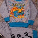 красивый утепленный костюм для мальчиков,пижама,спортивный костюм, см.описание