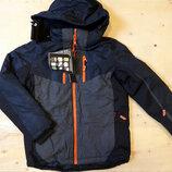 Термо-Куртка Just Play Словакия Размеры 140/146,152/158,164/170