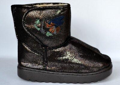 Модные угги для девочки Lilin shoes