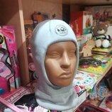 Шлем для мальчика 50-52, термо шлем изософт
