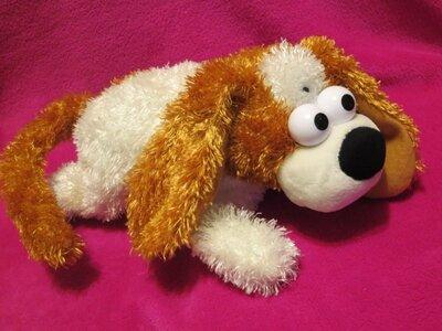 Собака.пес.собачка.песик.интерактивная игрушка.мягка іграшка.мягкие игрушки.Tobar