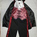 Костюм Вампир Граф Дракула подростковый детский