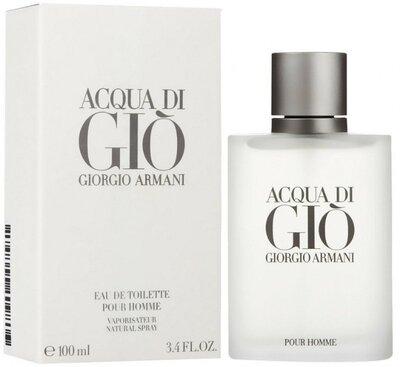 Мужская туалетная вода Giorgio Armani Acqua di Gio pour homme 100 m