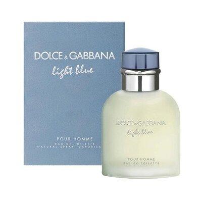 Мужская туалетная вода Dolce & Gabbana Light Blue pour Homme